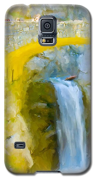 Bridge Over Troubled Waters Galaxy S5 Case
