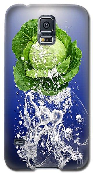 Cabbage Splash Galaxy S5 Case by Marvin Blaine