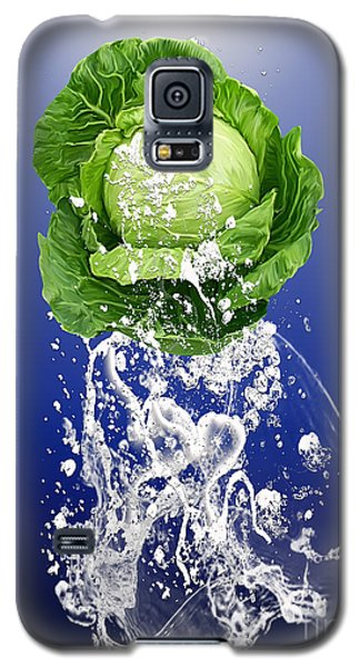Cabbage Splash Galaxy S5 Case by Marvin Blaine
