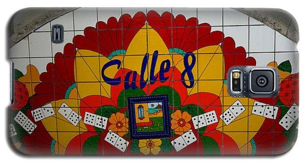 Calle Ocho Cuban Festival Miami Galaxy S5 Case by Carol Ailles