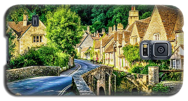 Castle Combe Village, Uk Galaxy S5 Case
