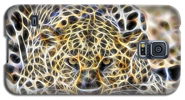 Cheetah Collection Galaxy S5 Case