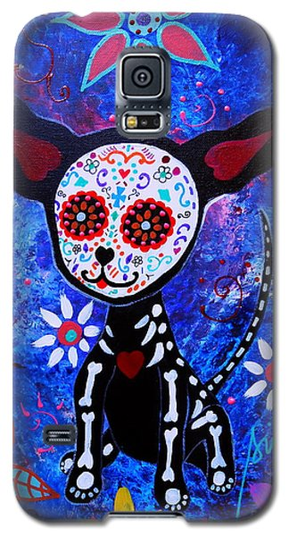 Chihuahua Day Of The Dead Galaxy S5 Case