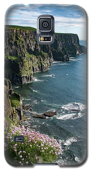 Cliffs Of Moher, Clare, Ireland Galaxy S5 Case