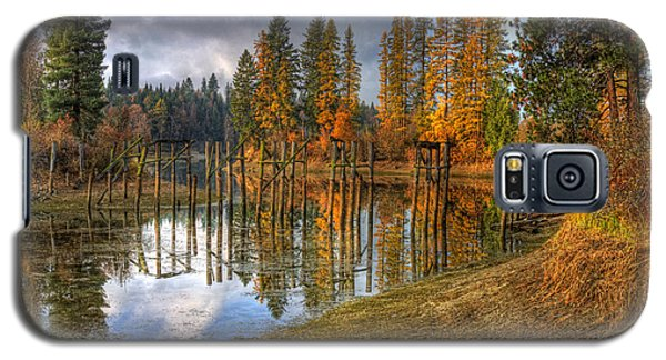 Cocolala Creek Slough Galaxy S5 Case