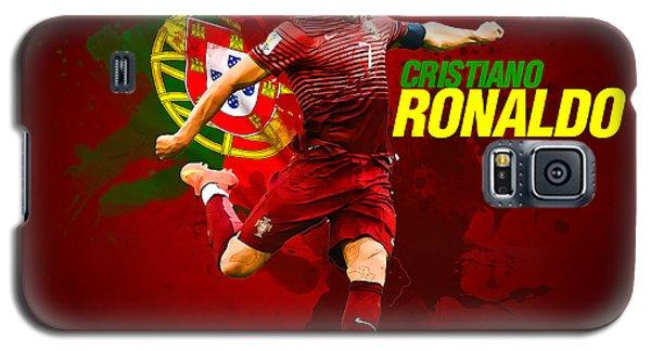 Cristiano Ronaldo Galaxy S5 Case