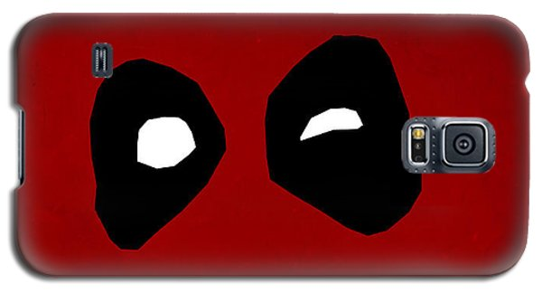 Deadpool Galaxy S5 Case by Kyle West