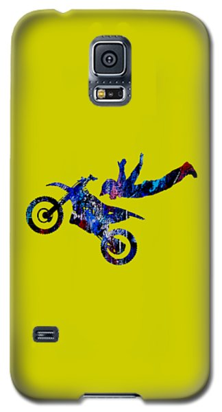 Dirt Bike Superman Collection Galaxy S5 Case