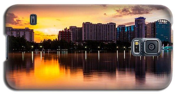 Downtown Orlando Galaxy S5 Case