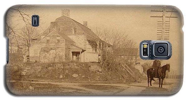 Dyckman Farmhouse  Galaxy S5 Case