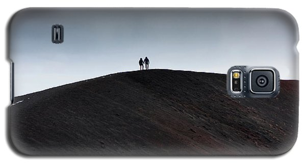Etna, The Volcano Galaxy S5 Case