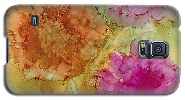 3 Flowers Galaxy S5 Case
