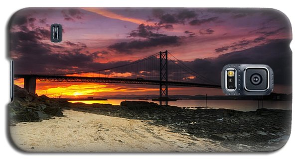 Forth Road Bridge Galaxy S5 Case