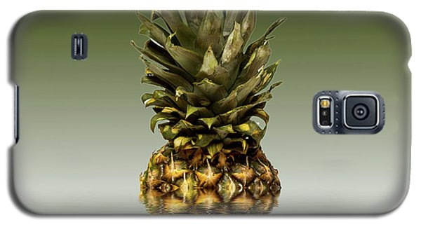 Galaxy S5 Case featuring the photograph Fresh Ripe Pineapple Fruits by David French