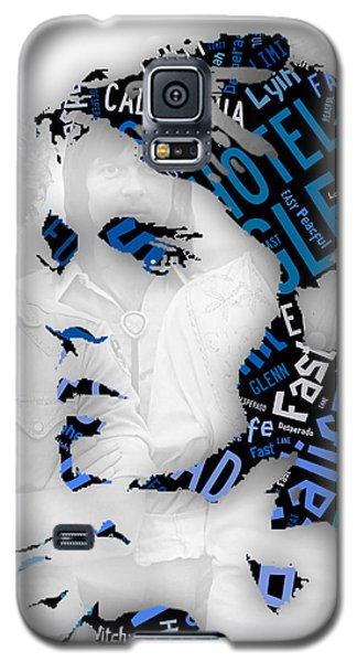 Glenn Frey Eagles Collection Galaxy S5 Case