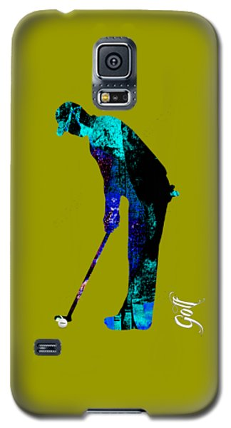 Golf Collection Galaxy S5 Case