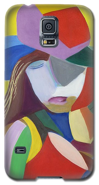 Hat Galaxy S5 Case
