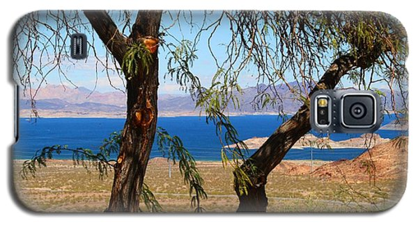Hoover Dam Visitor Center Galaxy S5 Case by Kathryn Meyer