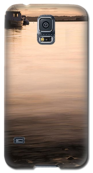 Galaxy S5 Case featuring the photograph Irish Dusk by Ian Middleton