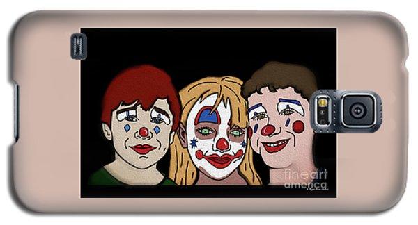 3 Jesters Galaxy S5 Case