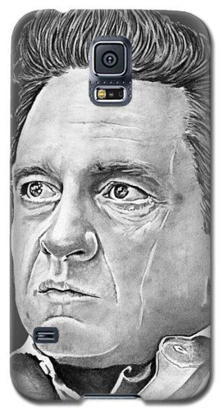 Johnny Cash Galaxy S5 Case