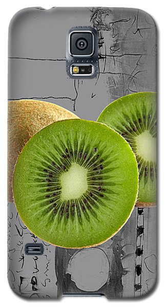 Kiwi Collection Galaxy S5 Case by Marvin Blaine