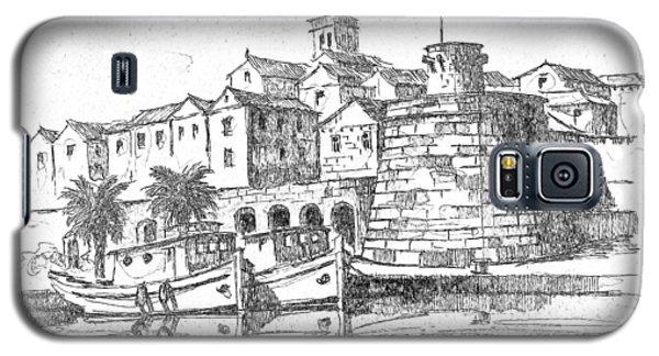Korcula Croatia Galaxy S5 Case by Joseph Hendrix