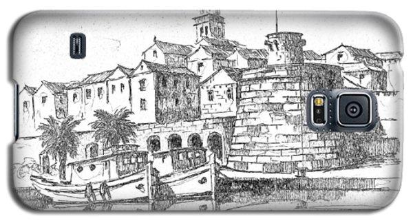 Galaxy S5 Case featuring the photograph Korcula Croatia by Joseph Hendrix