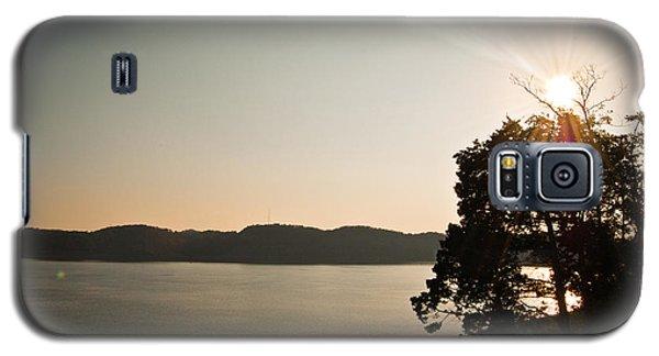 Lake Cumberland Sunset Galaxy S5 Case