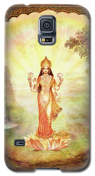 Lakshmi With The Waterfall Galaxy S5 Case