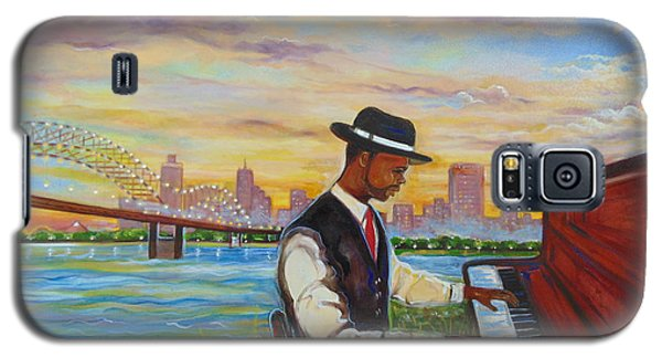 Memphis Galaxy S5 Case by Emery Franklin