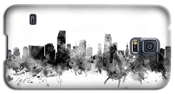 Miami Florida Skyline Galaxy S5 Case