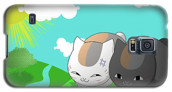 Design Galaxy S5 Case - Natsume's Book Of Friends by Super Lovely