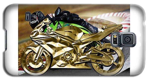 Ninja Motorcycle Collection Galaxy S5 Case