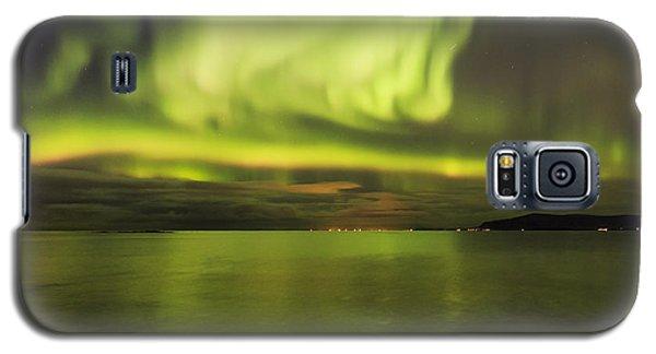 Northern Lights Reykjavik Galaxy S5 Case