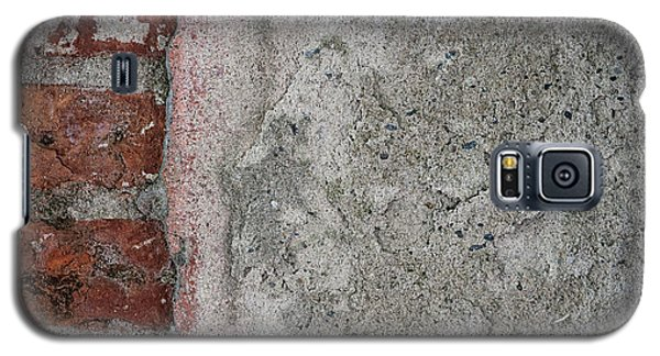 Galaxy S5 Case featuring the photograph Old Wall Fragment by Elena Elisseeva