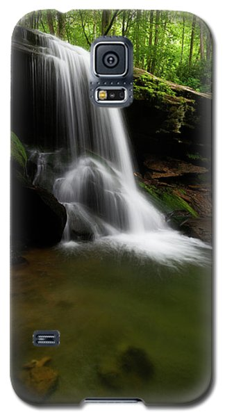 Otter Falls - Seven Devils, North Carolina Galaxy S5 Case