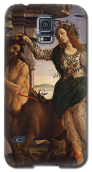 Pallas And The Centaur Galaxy S5 Case