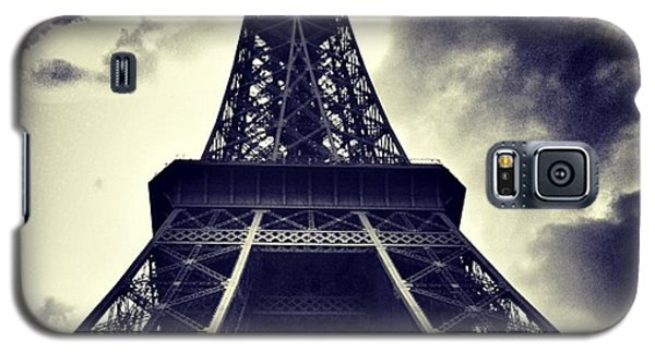#paris Galaxy S5 Case by Ritchie Garrod