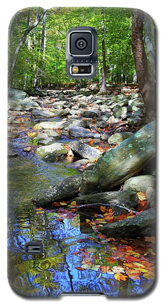 Galaxy S5 Case featuring the photograph Peace by Mitch Cat