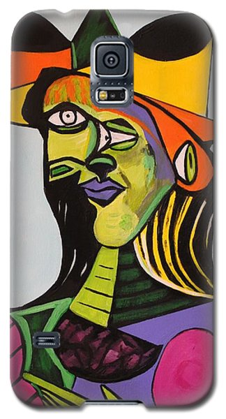 Picasso By Nora Galaxy S5 Case