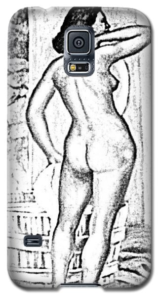 Pinup Galaxy S5 Case