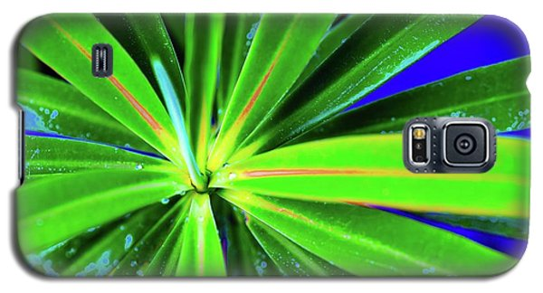 Plants And Flowers In Hawaii 547 C Galaxy S5 Case