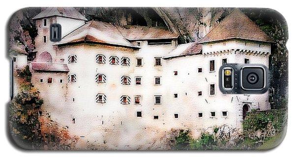 Galaxy S5 Case featuring the photograph Predjama Castle, Predjama Slovenia by Joseph Hendrix
