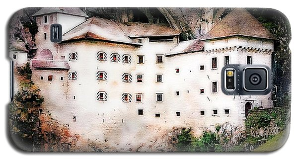 Predjama Castle, Predjama Slovenia Galaxy S5 Case