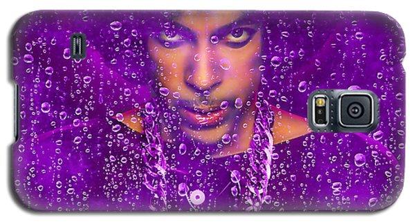 Prince Purple Rain Tribute Galaxy S5 Case