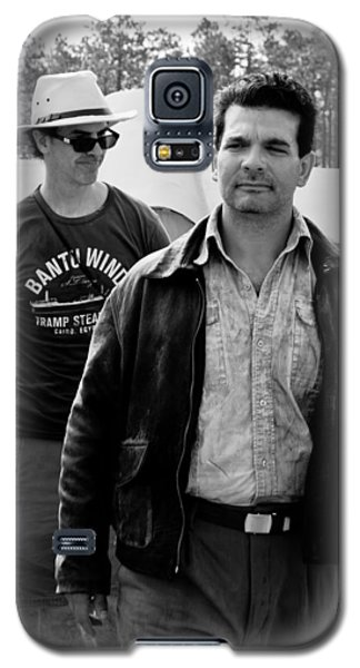 Galaxy S5 Case featuring the photograph Raiders by Shelly Stallings