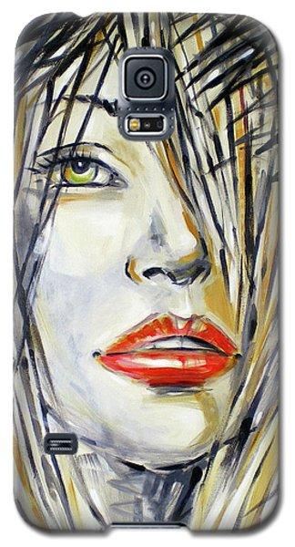 Red Lipstick 081208 Galaxy S5 Case