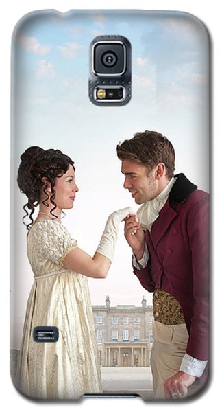 Regency Couple  Galaxy S5 Case