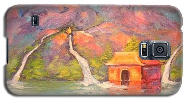 3 Rivers Temple Galaxy S5 Case